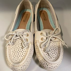White Sperry's